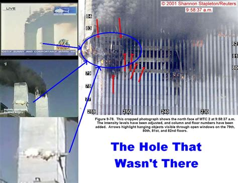 What Floor Did The Plane Hit by Cia Pilot Presents Evidence That No Planes Hit Towers On 9