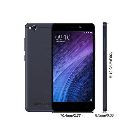 Xiaomi Redmi 4a 4g 2 16 Gb White Gold Snapdragon 425 mi xiaomi redmi 4a mobile phone 2gb ram 16gb rom 5 0 quot 4g snapdragon 425 grey buy