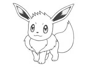 eevee print free coloring pages art coloring pages