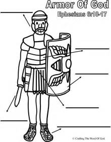 armor of god coloring pages belt of 171 crafting the word of god