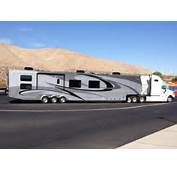 57 Continental Coach  Custom Luxury 5th Wheels And Travel Trailers