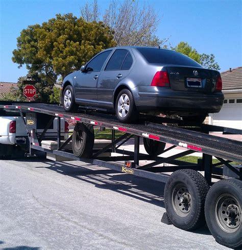 shipping cars  california
