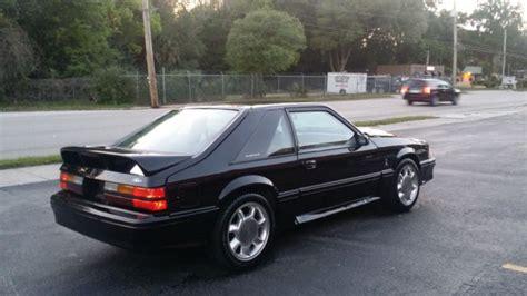 mustang cobra 93 for sale 1990 mustang gt foxbody 93 cobra svt tribute car for