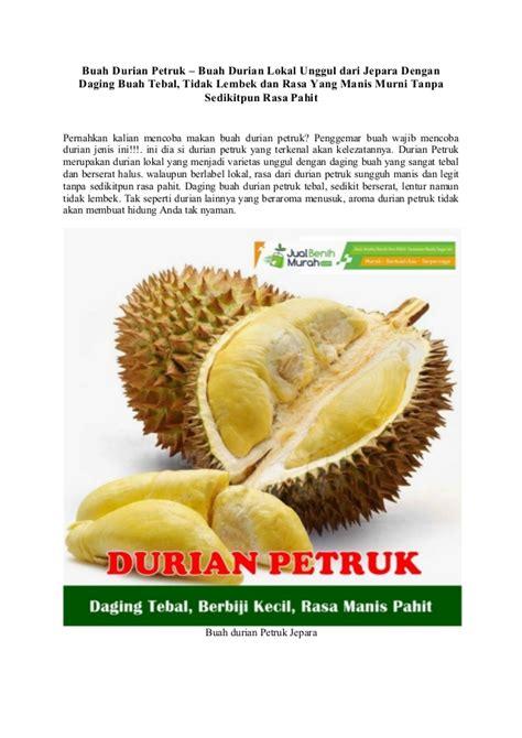 Bibit Durian Bawor Majalengka tanaman buah durian petruk daftar update harga terbaru