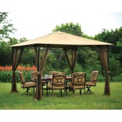 Backyard Patio With Gazebo by Patio Gazebo Canopy Ideas Gazebo For Small Backyard