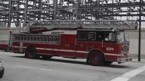 truck chicago chicago department truck e274 ex truck 56