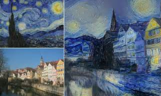 painting network the algorithm that can learn to copy any artist neural