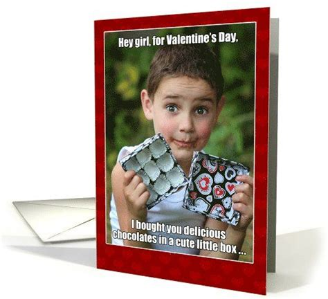 Cute Valentines Day Memes - funny valentine s day card meme humor cute boy with