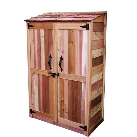 outdoor living today  ft   ft cedar garden storage