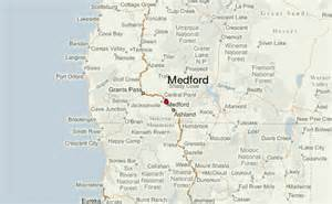 medford oregon maps medford location guide