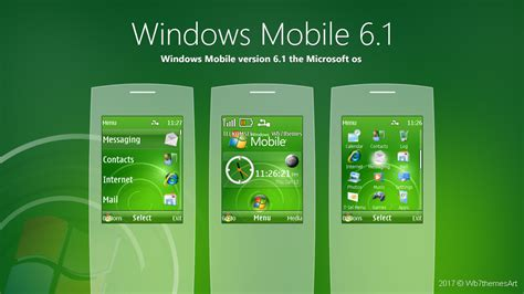 Download Themes For Windows Mobile 6 1 | nokia x2 00 mobile theme download