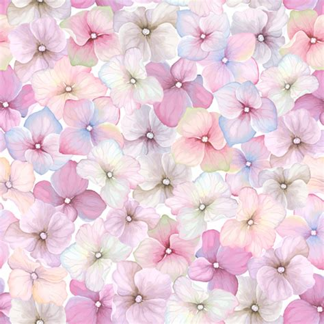 pattern flower pink pink flower pattern seamless vector vector flower free