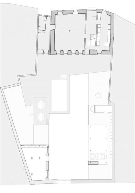 Plano de distribución planta baja – Henka Arquitectos