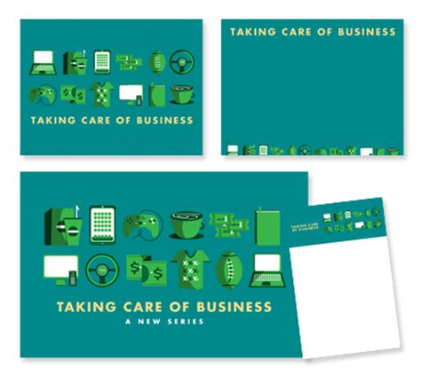 Posh Taking Care Of Business by Taking Care Of Business Sermonpackages