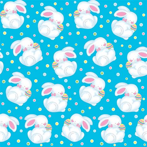 easter pattern background easter spring seamless print pattern 2 by doncabanza on