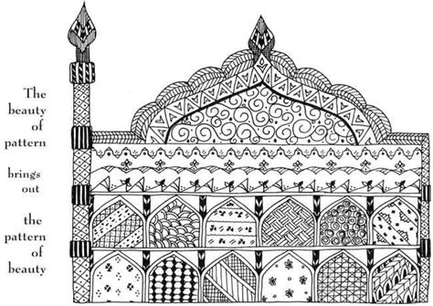 islamic mosaic coloring pages 227 best images about islamic coloring on pinterest