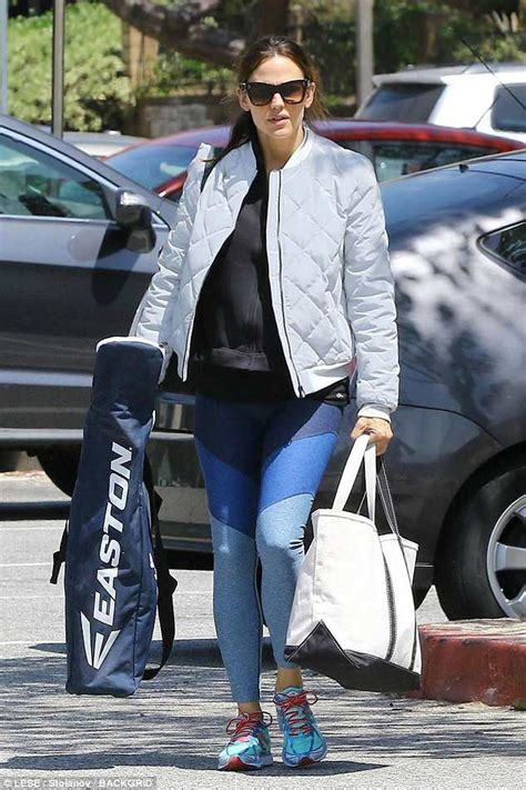 Which Garner The Kingdom Look Is Most Fab by Garner Showcases Fit Figure In Chic Sportswear