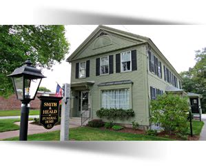 smith heald funeral home milford nh
