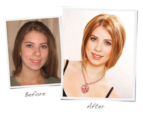 extreme makeover bob extreme hair makeover miracle a sizzling copper hairstyle