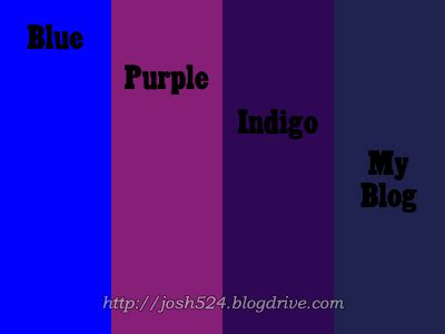 purple violet and indigo color meanings tattoo design bild indigo is the color i want not purple not blue wedding