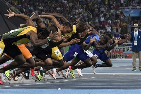 how to sprint the theory of sprint racing being a compilation of the best methods of competition and classic reprint books usain bolt clinches hat trick of 100m golds photo gallery