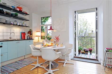 cucina scandinava appartamento vintage idee da copiare