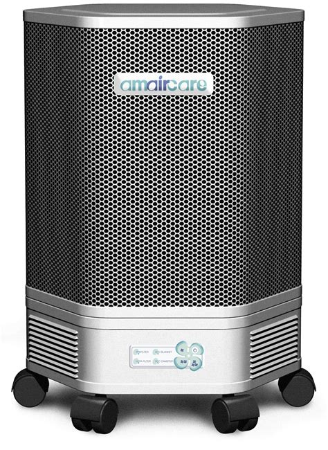 amaircare 3000 portable hepa air purifier white