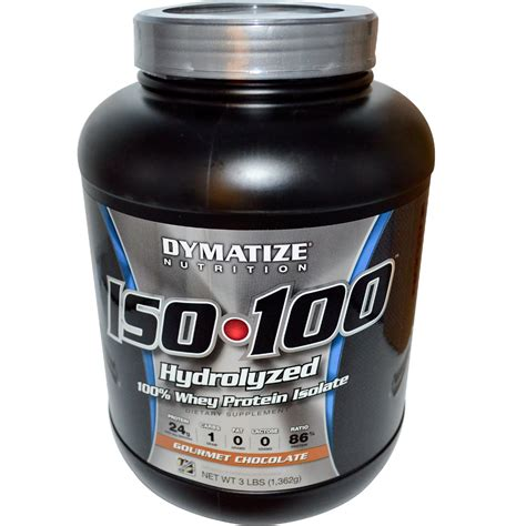 Whey Protein Isolate Dymatize dymatize iso 100 chocolate nutrition facts nutrition ftempo