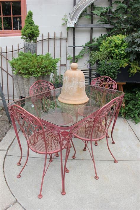 cottage garden furniture 43 best vintage garden furniture images on