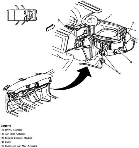 1994 buick century mode actuator replacement how do i gain access to replace heater door actuator on a