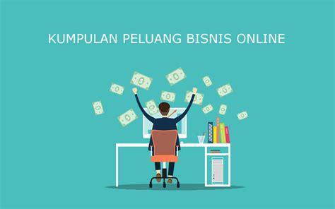 membuka usaha yang menjanjikan 30 ide peluang bisnis online dengan modal kecil yang