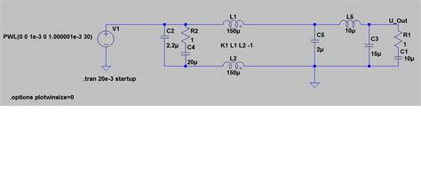 ltspice inductor simulation common mode inductor ltspice 28 images k6jca more notes on directional couplers for hf the