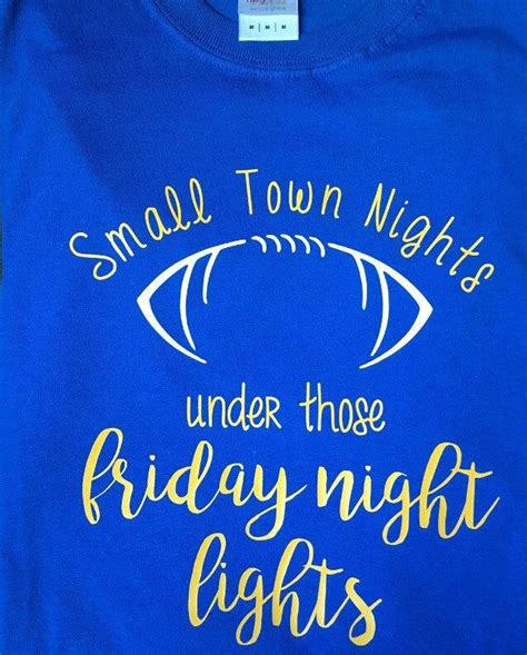 friday lights t shirts 25 best ideas about high football on