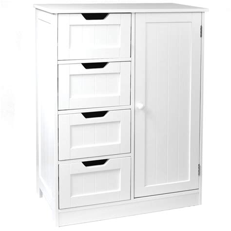 Tongue And Groove Bathroom Storage Tetrad 4 Drawer Tongue And Groove Bathroom Storage Chest With Cupboard White Watson S On