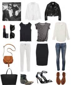 building a capsule wardrobe think grow think