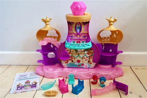 Shimmer And Shine Teenie Genies Masquerade Playset review shimmer and shine teenie genies floating palace playset