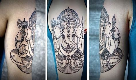 buddha elephant tattoo david hale elephant buddha tattoos