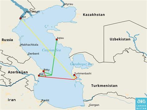 Table In Room by Caspian Sea Ferry Caravanistan