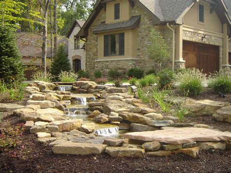 landscape ideas for backyard backyard landscape design ideas for your garden home decorating astounding fountains landscaping