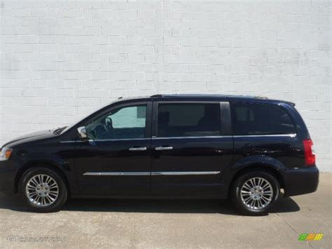 2011 blackberry pearl chrysler town country limited 52598363 gtcarlot car color galleries