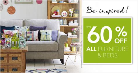 debenhams up to 60 all furniture beds style your