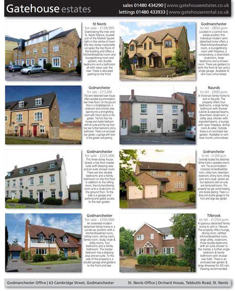 buy the house estate agents hunts post adverts gatehouse estates