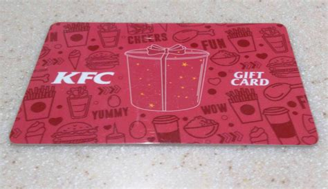 Kfc Gift Cards - kfc chizza taste test video the calcutta girl