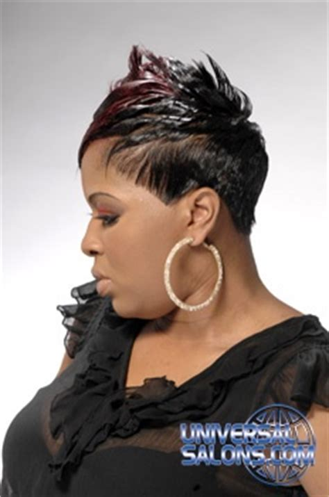 universal black hair 1000 images about short weave styles on pinterest