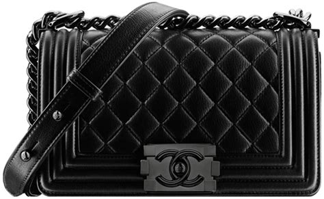 Chanel Quilted Boy Bag Price chanel bags prices bragmybag