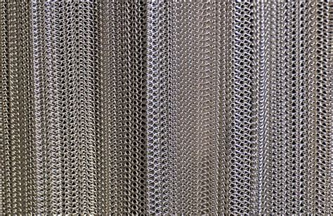 metal mesh curtains wire mesh belt from boegger industrial limited china