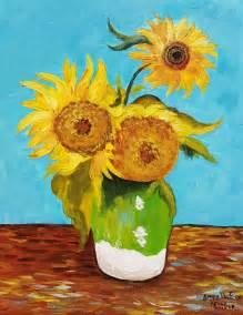 Vincent Van Gogh Vase With Twelve Sunflowers Sunflowers Van Gogh