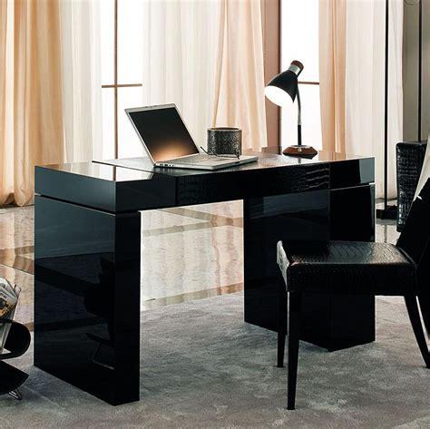 Nightfly Black Home Office Desk Office Desks
