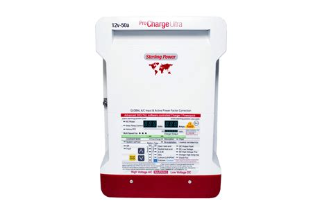 marine battery charger 60 sterling procharge ultra 60 marine battery charger