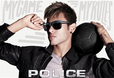 police hairstyle neymar jr il nuovo volto di police brandjam